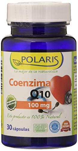 Polaris Coenzima Q10 100Mg. 30 Capsulas - 1 Unidad