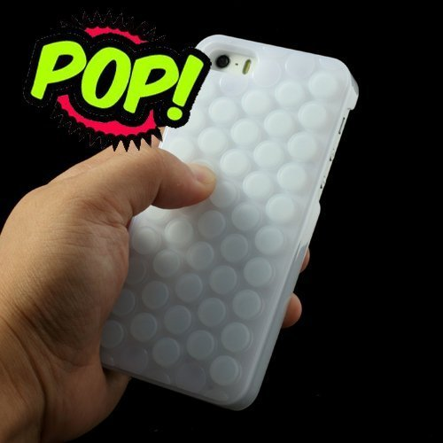 Bubbles in HD iphone case