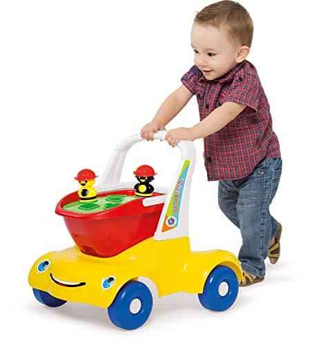 Andador Bebe Passeio Didático Merco Toys