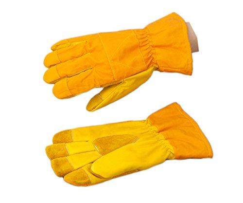 おたふく手袋『冷凍庫用革手袋 厚手タイプ』