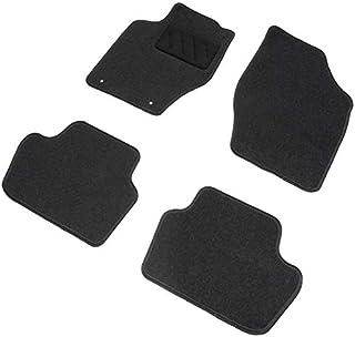 comprar comparacion DBS Alfombrillas de Coche - A Medida - Alfombrillas para Coche - 4 uds. - Moqueta en Negro 600 g/m² - Modelo One - 1765689