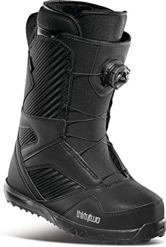 Thirty Two STW BOA Womens Snowboard Boots Black Sz 7