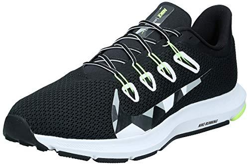 Nike Quest 2, Trail Running Shoe Hombre, Negro, 43 EU