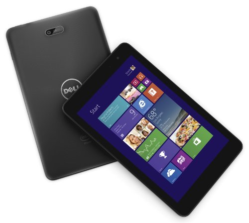 Dell Venue 8 Pro 64G WiFi Office H&Bモデル ブラック(Atom Z3740D/2GB/64GB/8インチWXGA/Office H&B 2013...