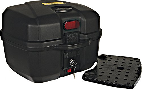 Emgo Portable Travel Trunk - Black