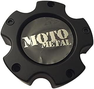 Moto Metal Wheels MO909B5127S3 HE835-B5127 Satin Black 5 Lug Center Cap