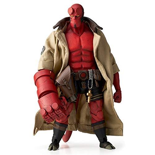 xiaomeng Hellboy 44208 Scale Standard 7