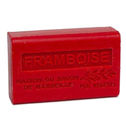 Savon Framboise au beurre de karité Bio - 125gr