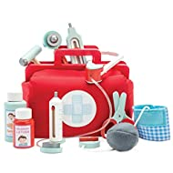 Le Toy Van Honeybake Collection Doctor's Set Premium Wooden Toys For Kids Ages 3 Years & Up
