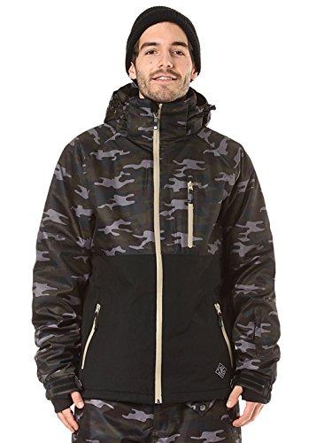 Light Herren Snowboard Jacke Tumbler Jacke