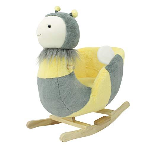 El mejor unicornio mecedor para niños mayores de 3 años