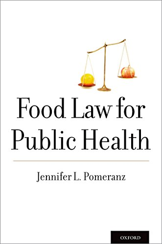Food Law for Public Health (Food and Public Health Book 1)