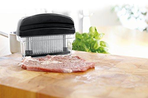 iTenderizer 48 Fleischzartmacher Fleischstecher Steaker Grill Marinieren Edelstahl 48 Klingen