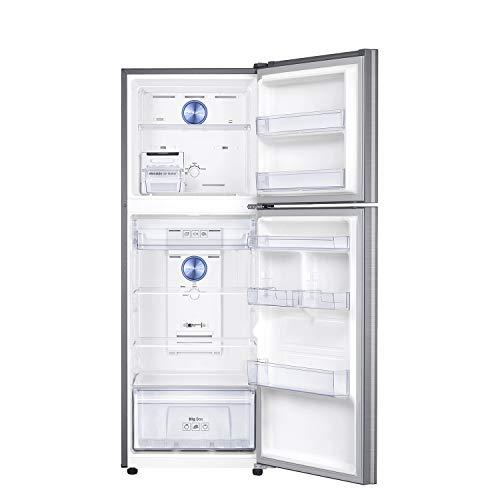 Samsung RT29K5030S8/ES Réfrigérateur double porte RT5000 K, 300 l, Inox [Classe d'efficacité énergétique A+]