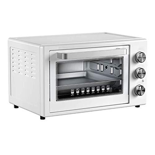 Oven WRJ@ Horno eléctrico de sobremesa, 1500W, 32 litros Horno