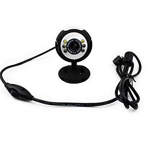 FHJZXDGHNXFGH Caméra HD Webcams Caméra USB Enregistrement vidéo Caméra Web Webcams sans Lecteur pour PC