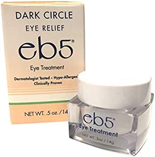 eb5 Classic Eye Cream | Anti-Aging, Dark Circle, Wrinkle Relief | Hypoallergenic, 0.5oz