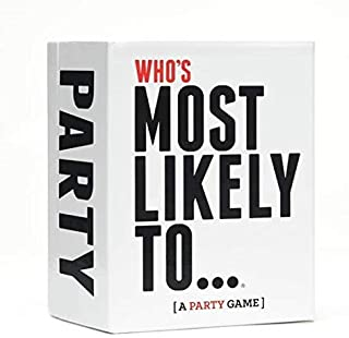 Whos Most Likely to... A Party Game - NEW