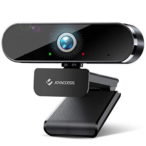 JOYACCESS Webcam PC, Webcam Full HD 1080p,Telecamera PC con Microfono,...