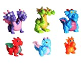 Dinosaur Toy Figure,Boys & Girls Dinosaur Cognitive Toys , Dinosaur Playset Toys for Kids Age 3+ (A)