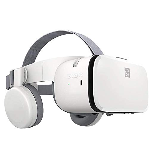 Amazing Deal CHENC VR Headset, Virtual Reality Headset with Soft and Comfortable 3D VR Glasses 3D VR...