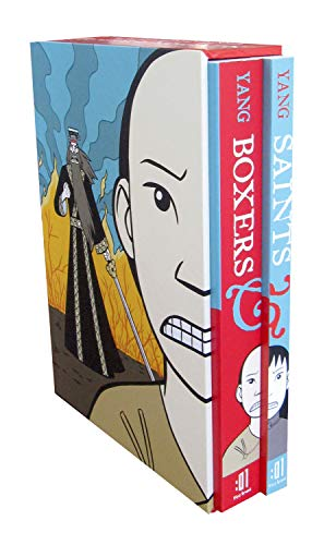 Image of Boxers & Saints Boxed Set (Boxers & Saints, 1)