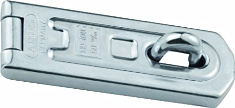 Abus - 100/60 mm Haspe & Heften Carded - ABU10060SC