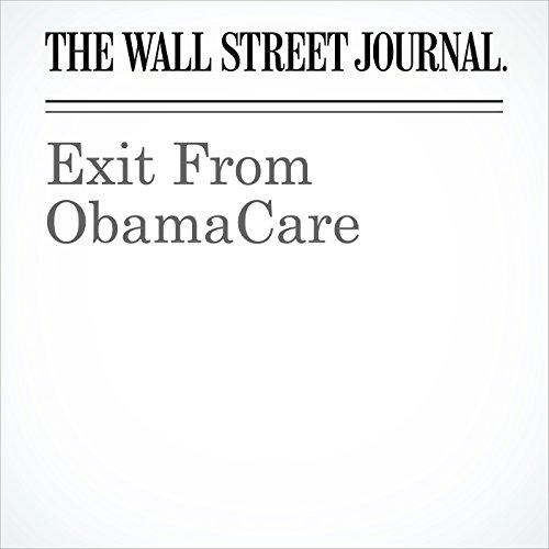 Exit From ObamaCare copertina