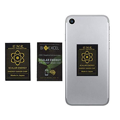 colinsa 10 UNIDS EMR Etiquetas De Protección Radiológica para Teléfonos Móviles, Etiqueta De Protección De Radiación Quantum, Etiqueta De Protección De Radiación De Iones Negativos De Alta Liberación