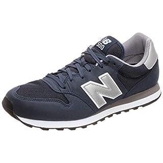 New Balance 500 Core, Zapatillas para Hombre, Azul Navy Navy ...