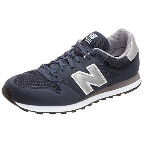 New Balance, Herren Sneaker, Blau (Navy), 43 EU (9 UK)