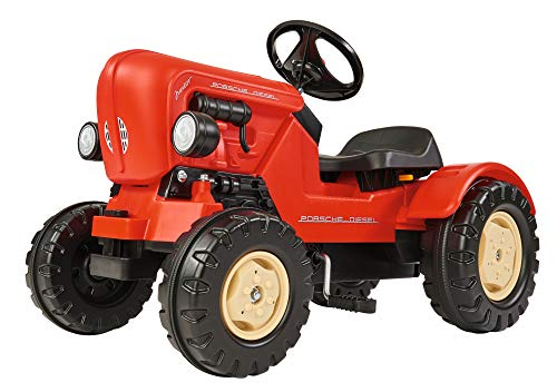 Great Price! Porsche Junior Pedal Tractor