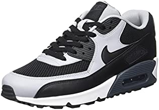 Nike Air Max 90 Essential, Black/Black/Wolf Grey/Anthrct, 9