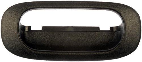 Price comparison product image Dorman 80172 Tailgate Handle Bezel for Select Dodge / Mitsubishi / Ram Models,  Black