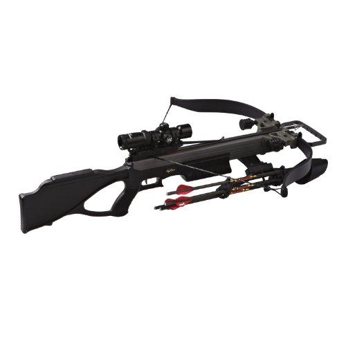 Excalibur Matrix 380 Crossbow Package, Blackout, 260-Pound
