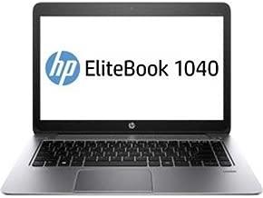 HP EliteBook Folio 1040 G2 14in Laptop Intel Core i5 5300U 2.30 GHz 4G Ram 256G SSD Windows 10 Pro (Renewed)