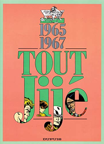 Tout Jijé - tome 12 - TOUT JIJE (1965-1967)
