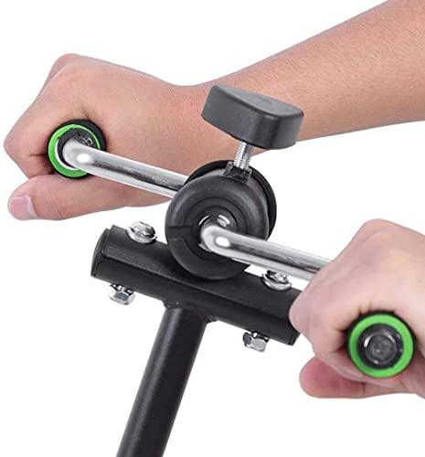 Mini Bicicleta de Ejercicios para el hogar, Equipo de Ejercicios para Bicicletas pequeñas, Equipo de Ejercicios para rehabilitación de piernas para Ancianos, Bicicleta estática