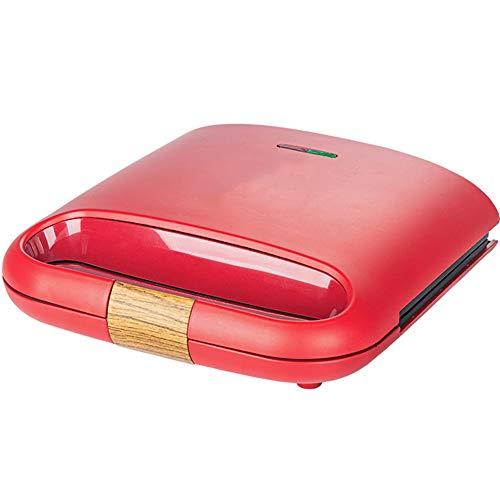 220v huishoudelijke wafelijzer elektrische wafelijzer cake oven ontbijt machine non-stick tosti-ijzer diy loempia machine geschikt voor individuele wafel/panini cake/aardappel pannenkoek