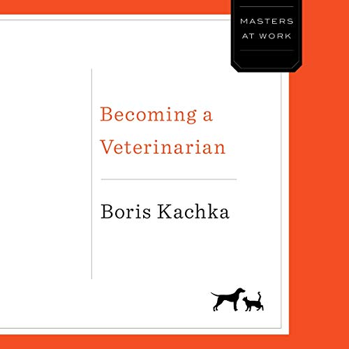Couverture de Becoming a Veterinarian