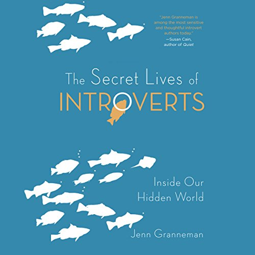 The Secret Lives of Introverts cover art