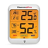 ThermoPro TP53 digitales Thermo-Hygrometer...