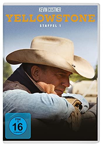Produktbild von Yellowstone - Die komplette erste Staffel [3 DVDs]