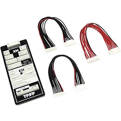 Preisvergleich Produktbild Hitec LiPo Balancer Board Ausführung Ladegerät: XH Ausführung Akku: XH,  EH,  TP / FP Geeignet für Zellen: 2-8