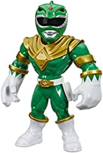 Playskool Heroes Mega Mighties Power Rangers Green Ranger 10-inch Figure, Mighty Morphin Power Rangers Collectible Toys, Kids Ages 3 and Up
