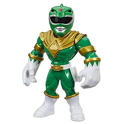 Boneco Power Rangers Mega Mighties VERDE - Power Rangers Verde Playskool