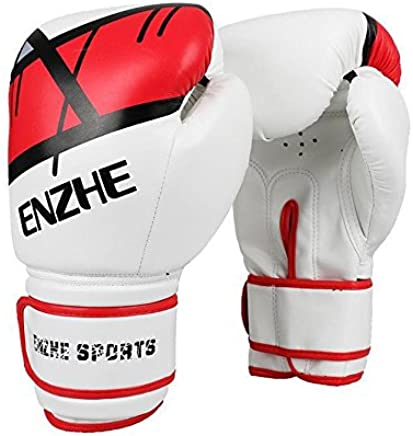 TTYY Boxhandschuhe Eignungs-Kämpfen PU-materieller Sport-bequemer Unisex B077HRZPS8       Spaß  fd354e