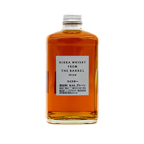 Whisky Japonés Nikka From The Barrel, 50 cl