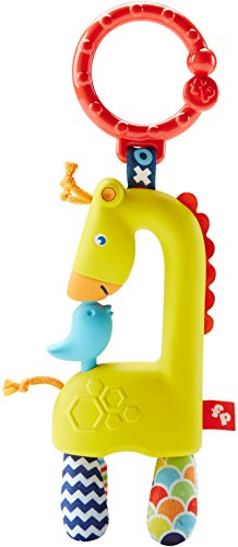 Fisher-Price - Sonajero Jirafa