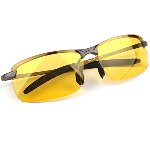 Vison Master HD Night Vision Glasses for Driving Risk Reducing Night Driving...